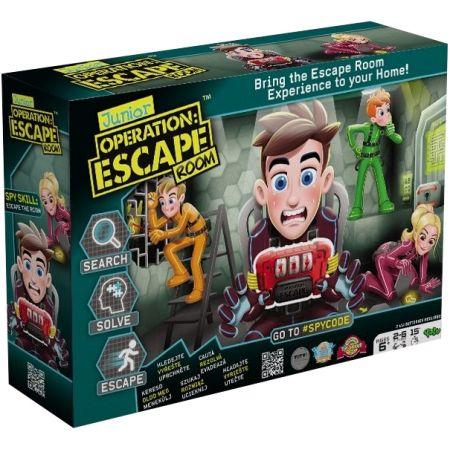 233ece1e gra Operacja: Escape Room Junior Tm Toys w TaniaKsiazka.pl
