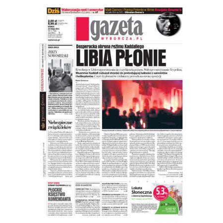 Gazeta Wyborcza - Szczecin 43/2011