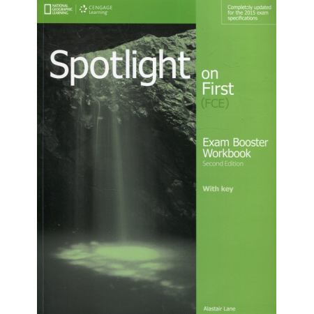 Spotlight on First Exam Booster Workbook + 2CD