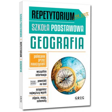 Repetytorium - szkoła podstawowa. Geografia