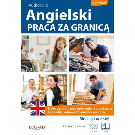 Angielski - Praca za granicą + CD EDGARD
