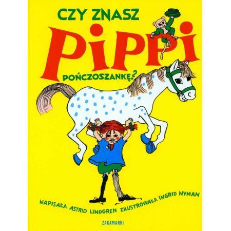 Czy znasz Pippi Pończoszankę?
