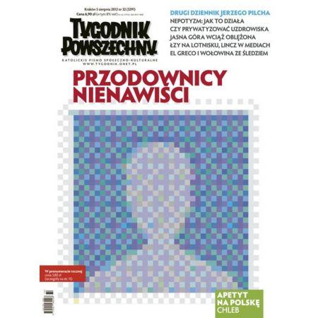 Tygodnik Powszechny 32/2012