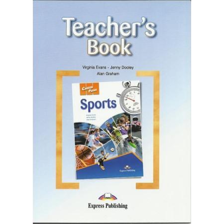 Career Paths Sports Teacher's Book
