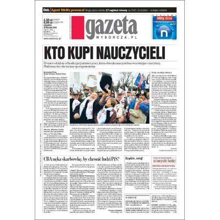 Gazeta Wyborcza - Płock 271/2008