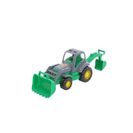 Wader-Polesie 45065 Traktor ładowarka w siatce