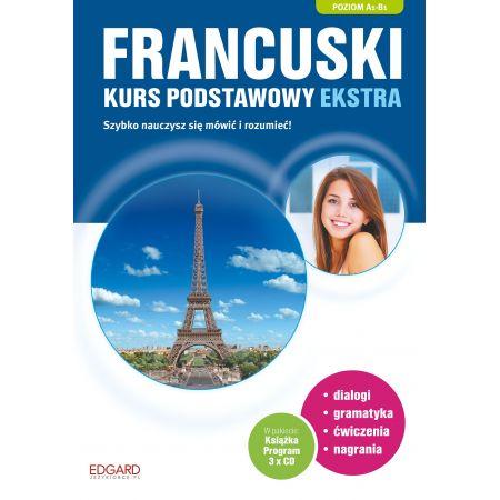 Francuski Kurs podstawowy Ekstra