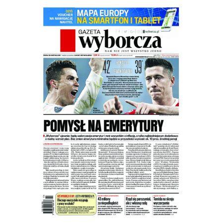 Gazeta Wyborcza - Zielona Góra 96/2018