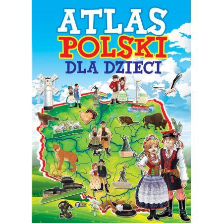 Atlas Polski dla dzieci FENIX