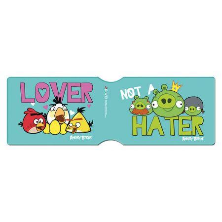 Angry Birds Love Hate - Okładki na Dokumenty i Karty