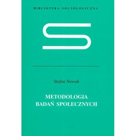 Metodologia badań społecznych