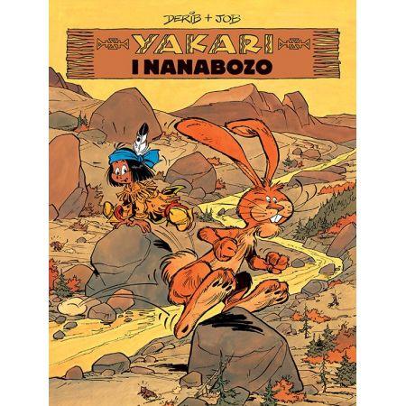 Yakari. Tom 4. Yakari i Nanabozo