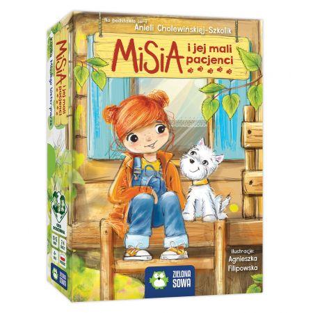 Gra karciana - Misia i jej mali pacjenci