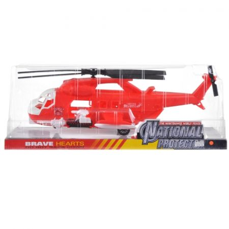 Helikopter Strażacki MEGA CREATIVE 456239