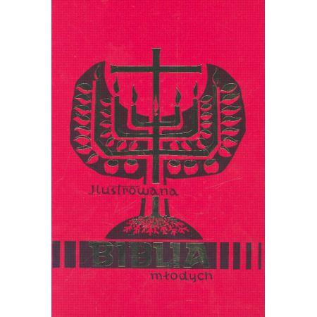 Ilustrowana Biblia Młodych (czerwona)