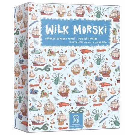 Gra - Wilk morski