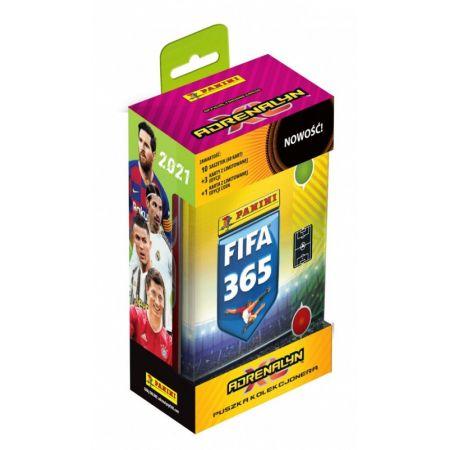 Karty FIFA 365 2021 Adrenalyn XL Puszka kolekcjonera 00846 PANINI