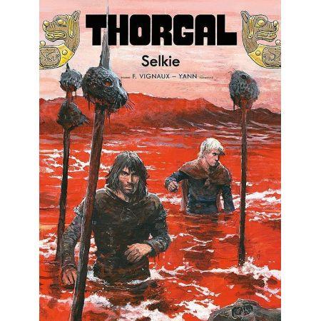 Thorgal. Selkie. Tom 38