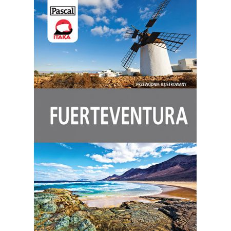 Przewodnik ilustrowany - Fuerteventura
