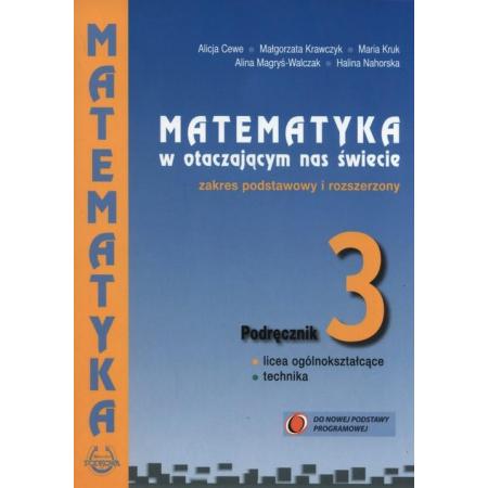 Matematyka w otacz LO 3 podr ZPiR PODKOWA