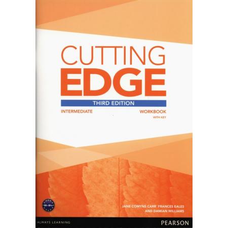 Cutting Edge 3ed Intermediate WB with Key PEARSON