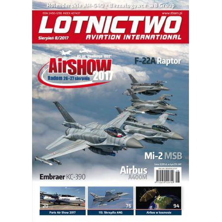 LOTNICTWO AVIATION INTERNATIONAL 8/2017