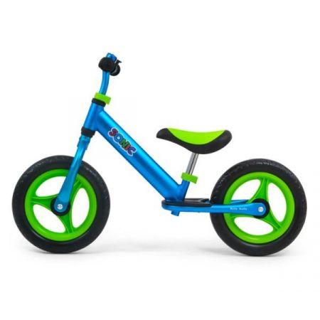 Rowerek biegowy Sonic niebieski 3125 Milly Mally