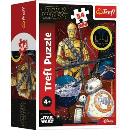 Puzzle 54 mini Siły Mocy 4 TREFL