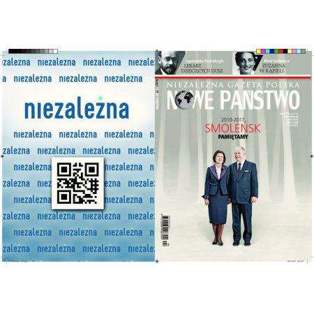 Niezależna Gazeta Polska Nowe Państwo 04/2017