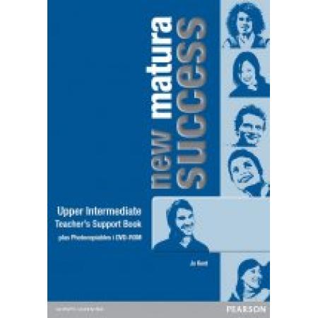 Matura Success NEW Upper-Intermediate TB + DVD-Rom