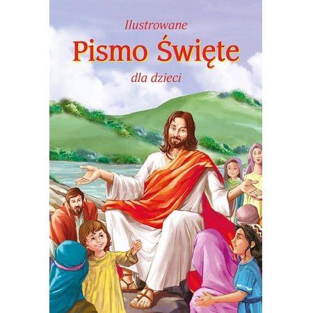 Ilustrowane Pismo Święte dla dzieci obwoluta