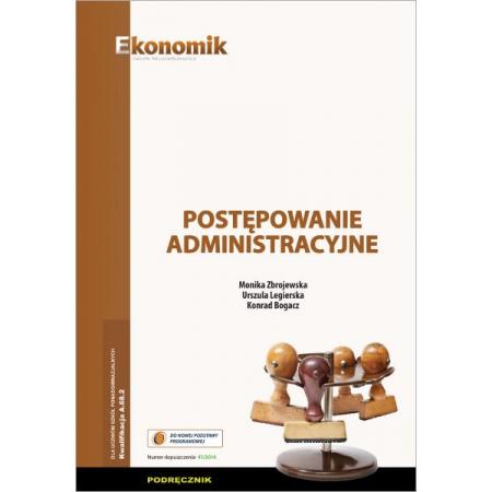 Postępowanie administracyjne podręcznik EKONOMIK