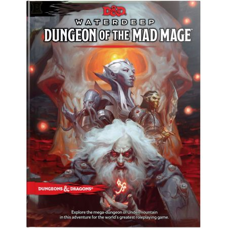 Dungeons & Dragons: Waterdeep - Dungeon of the Mad Mage (edycja angielska)