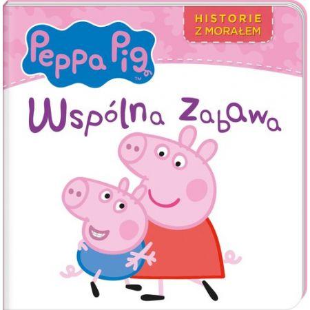 Peppa Pig Historie z morałem Wspólna zabawa