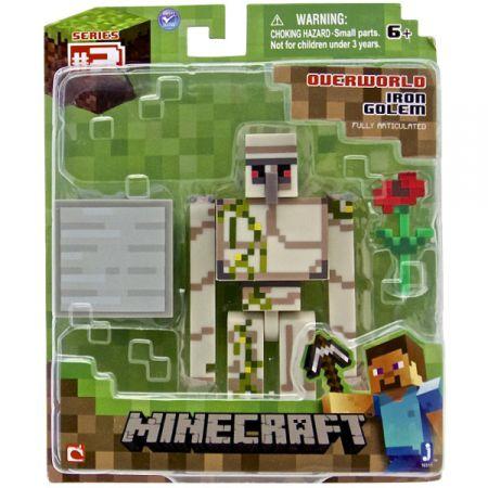 46d479030 Minecraft - figurka Iron Golem + akcesoria w TaniaKsiazka.pl