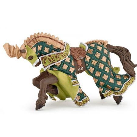 Koń Mistrza broni ze smoczym czubem