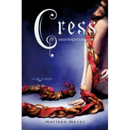 Cress Saga Księżycowa tom 3