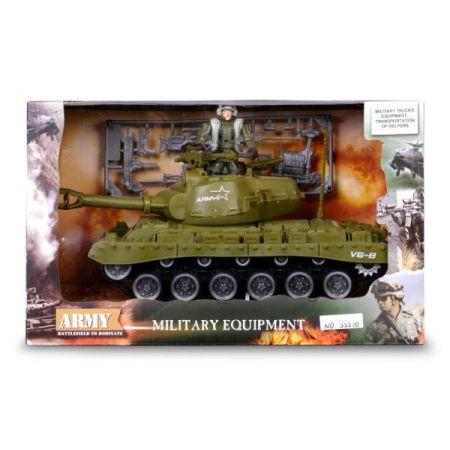 Czołg z akcesoriami 150326 ARTYK