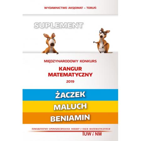 Mat. z wesołym kangurem - Suplement 2019 Żaczek