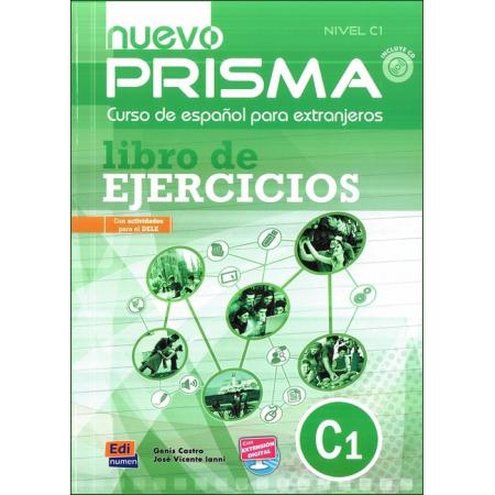 Nuevo Prisma nivel C1 ćwiczenia EDI-NUMEN