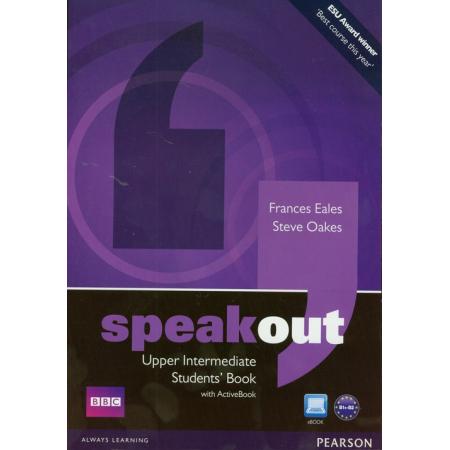 Speakout Upper-Intermediate SB+Active Book PEARSON