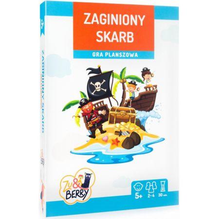 Zu&Berry - Zaginiony Skarb TREFL