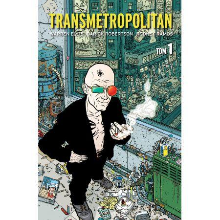 Transmetropolitan. Tom 1