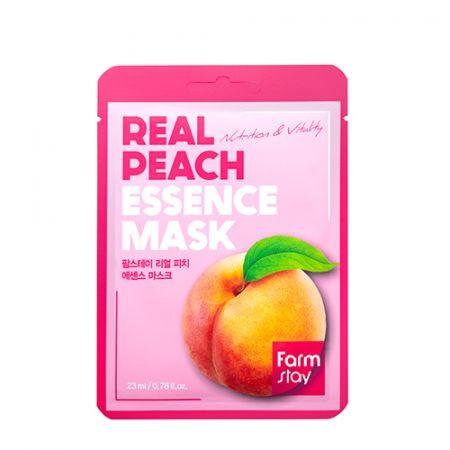Essence Mask maseczka do twarzy nawilżająca Brzoskwinia