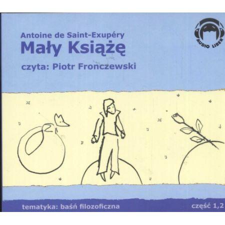 Mały Książę część 1 i 2 CD