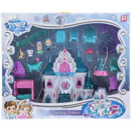 Zamek z akcesoriami MEGA CREATIVE 459728
