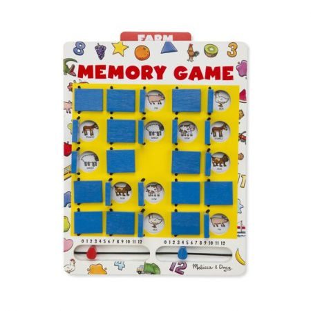 Gra pamięciowa Flip-to-Win MD12090