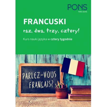 Francuski raz, dwa, trzy, cztery