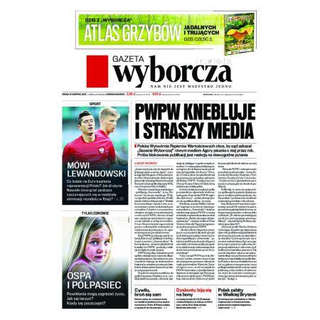 Gazeta Wyborcza - Białystok 203/2016