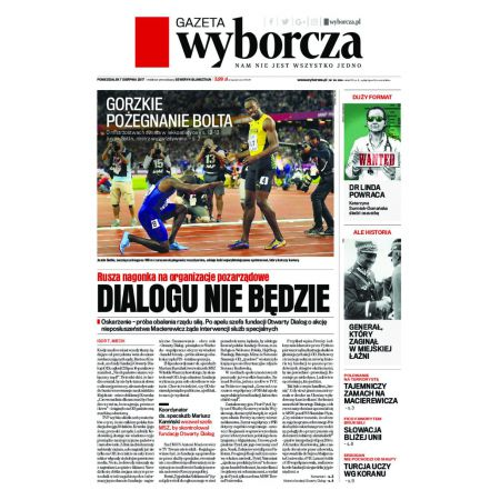 Gazeta Wyborcza - Trójmiasto 182/2017